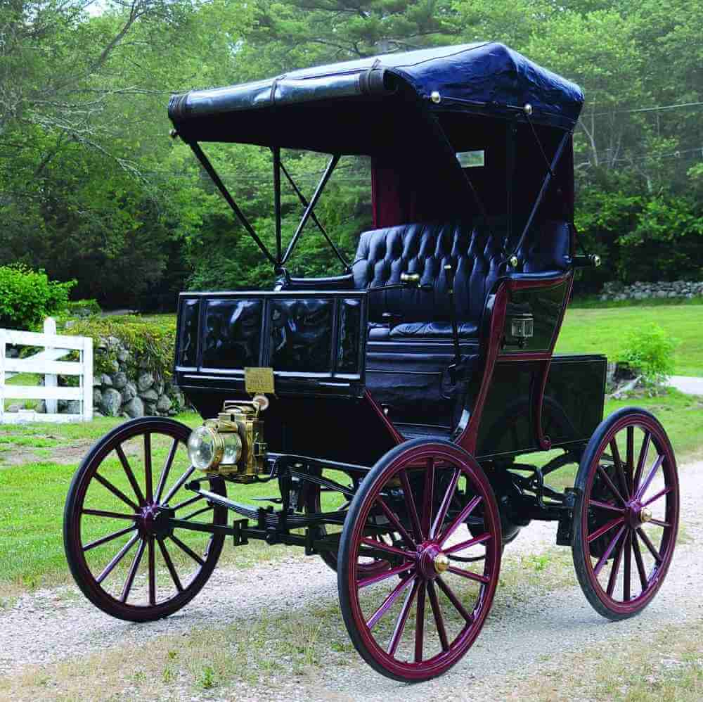 Oldest Cars on the Road Roberts Electric Car