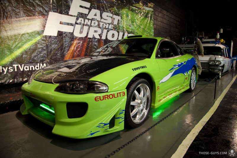 Vin Diesel Fast And Furious 1 Car
