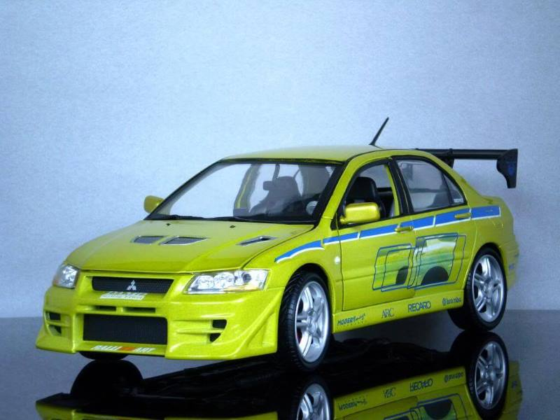Paul Walker's Cars in the Fast and the Furious Movies - ShearComfort ...