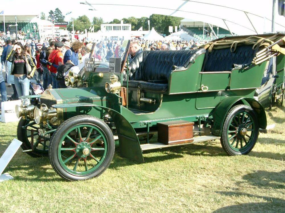 1905 Rolls=Royce 15HP Rarest Cars in the Wolrd