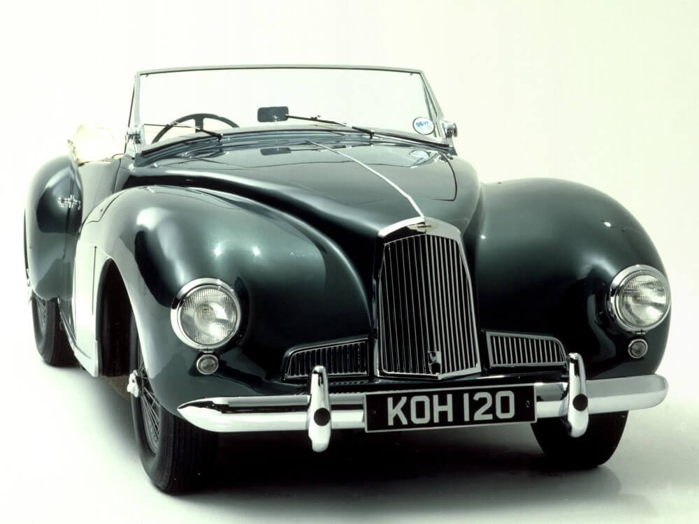 1949-1950 ASton Martin DB1 Rare Cars