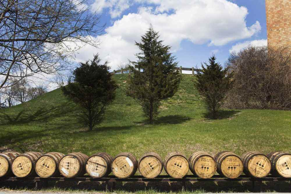 Planning a Road Trip Along the Bourbon Trail