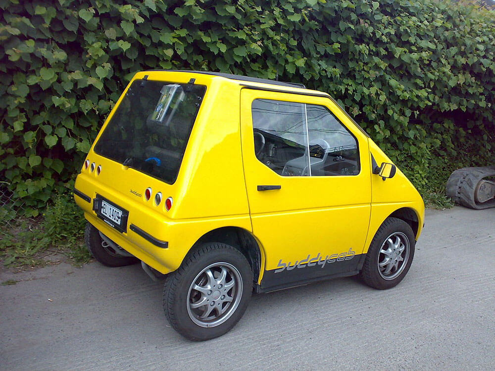 Buddy Car Small Car List