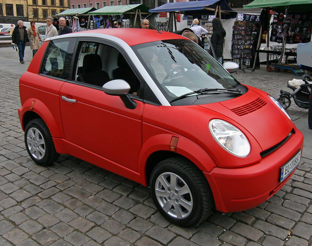 Tiny Car TinkyCity Car