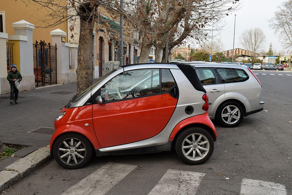 SmartCar For Two Most Popular Small Car