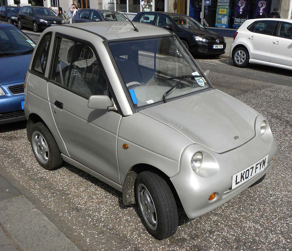 A Not So Small Car List 12 Big Pictures Of The Smallest Cars In The