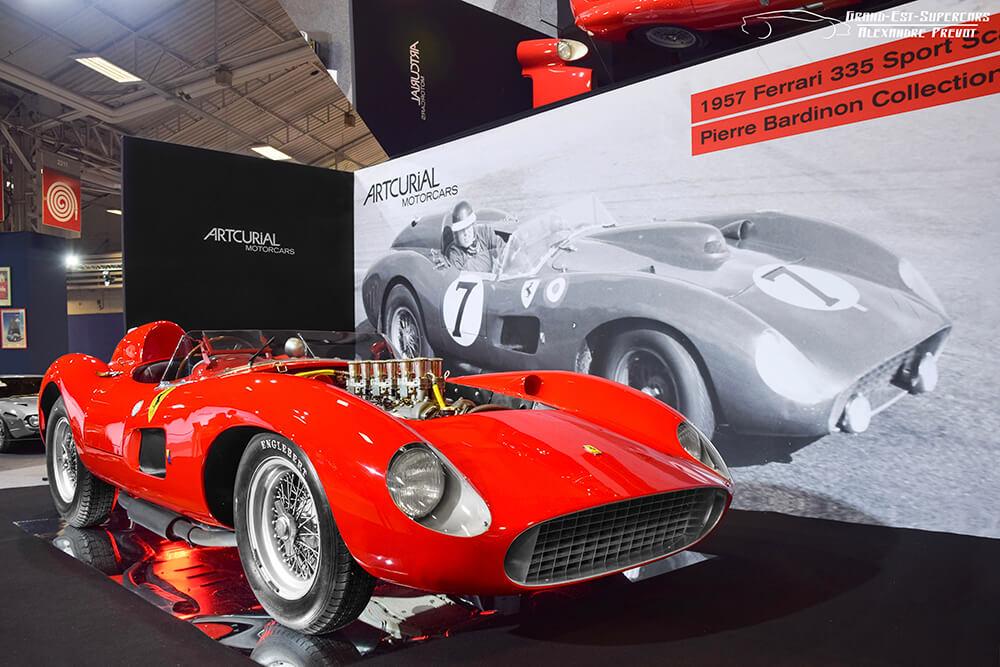 Lionel Messi Cars Ferrari 335S