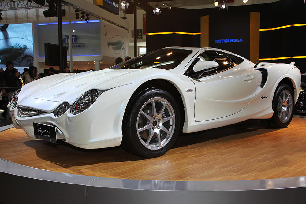 Worst Car Ever Mitsuoka Orochi