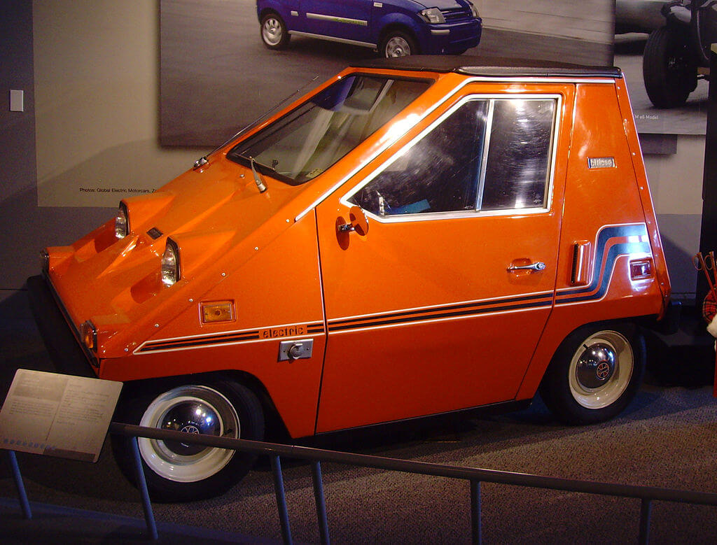 Worst Car Ever Sebring Vanguard CitiCar