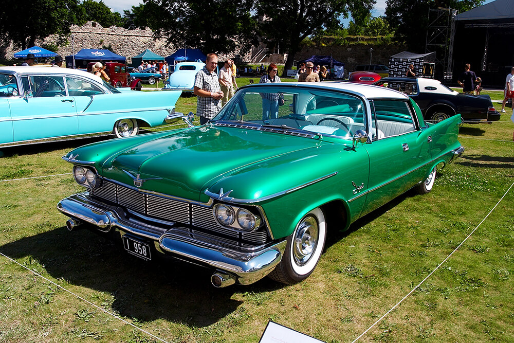 Chrysler Imperial Ugly Vehicle