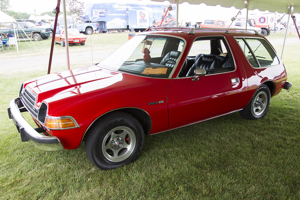 Ugly Car: AMC Pacer