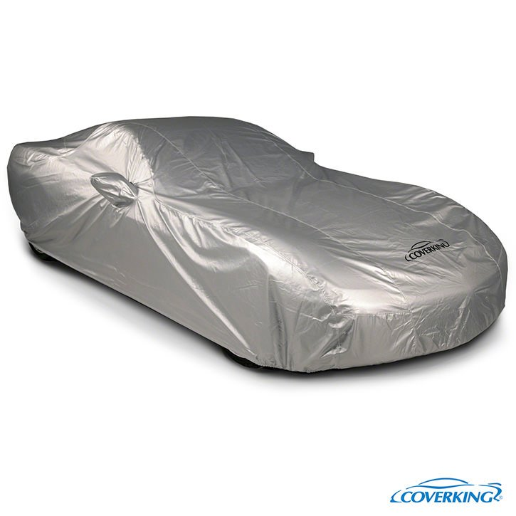Custom Silverguard Plus Reflective Car Covers