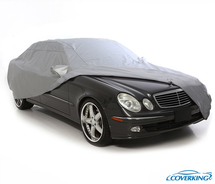 Custom Silverguard™ Reflective Car Covers