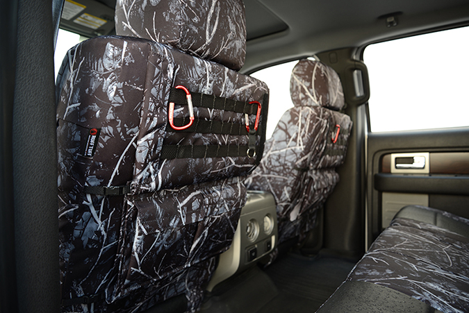 RuffTuff OPS Package for Seat Covers