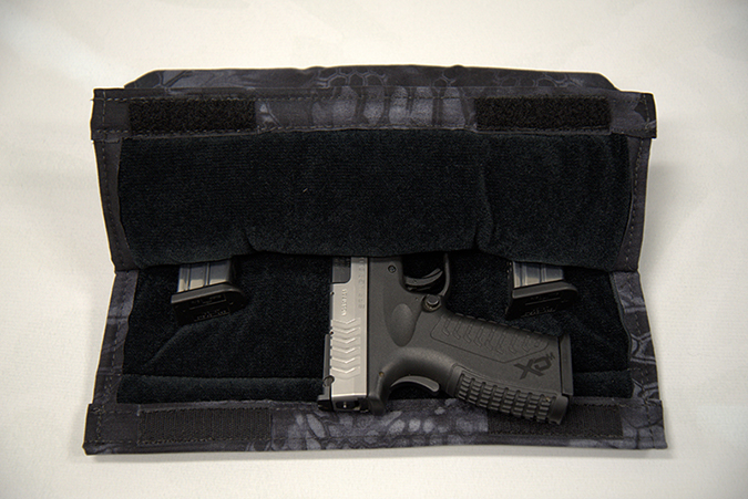 Pistol Pocket Seat Covers