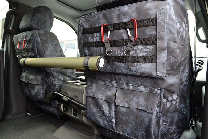 Tactical OPS Package for Seat Covers