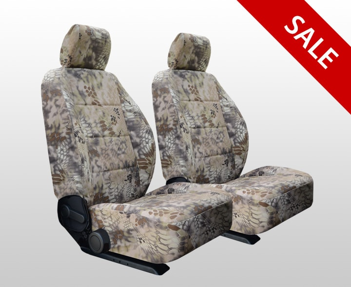 Realtree Snow Camo Seat Covers Velcromag