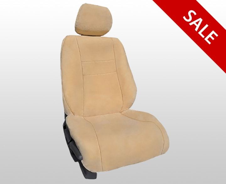 Luxury Fleece Imitation Sheepskin Seat Covers 46 Rating SALE