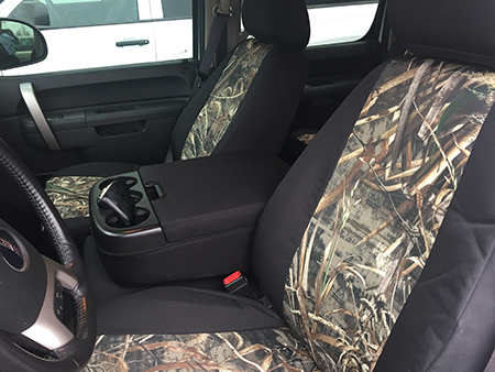 Realtree Camo MAX-5 Seat Covers