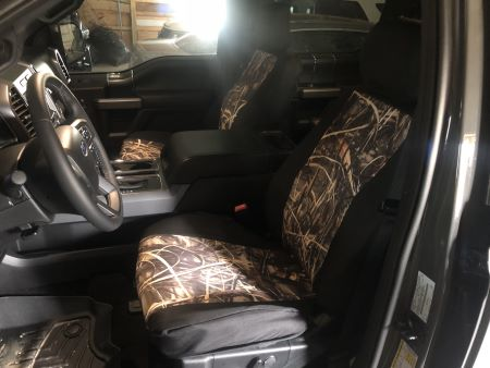 Realtree Camo Max-4 Seat Covers