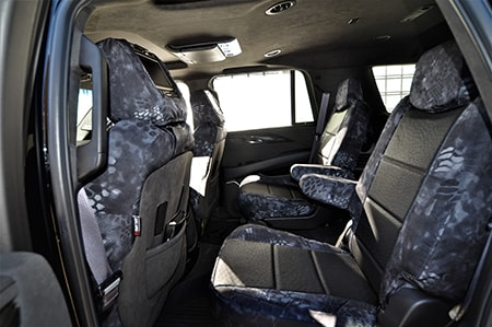 Kryptek Typhon Seat Covers