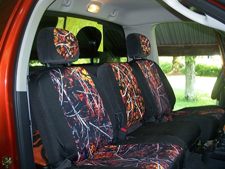 Moonshine Wildfire Seat Covers