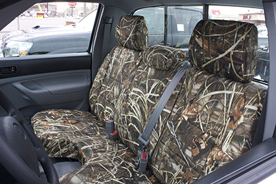 Custom Camo Seat Covers