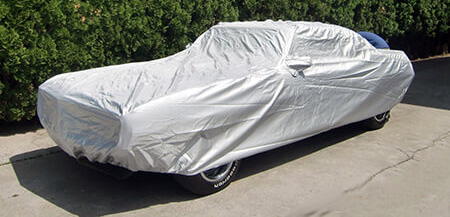 Car Covers Protection from Sun Damage