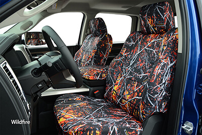 Wildfire Moonshine Seat Covers