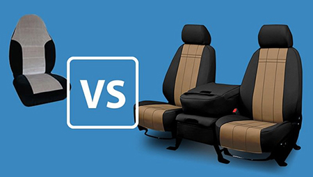 Universal vs Custom Seat Covers