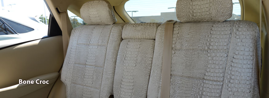 Exotic Seat Covers
