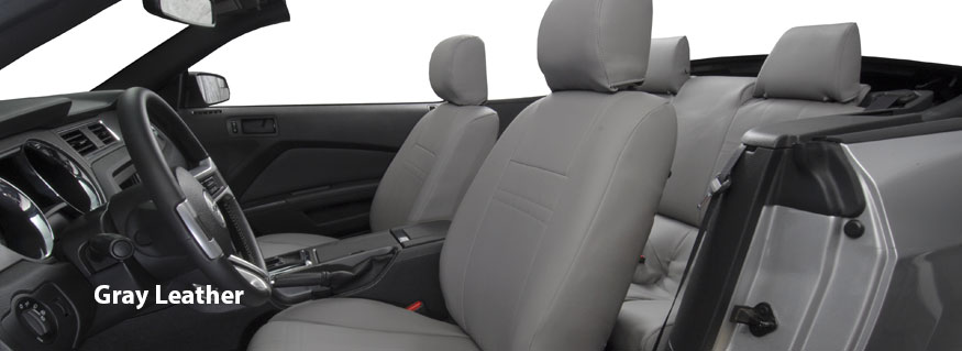Custom Leather Seat Covers