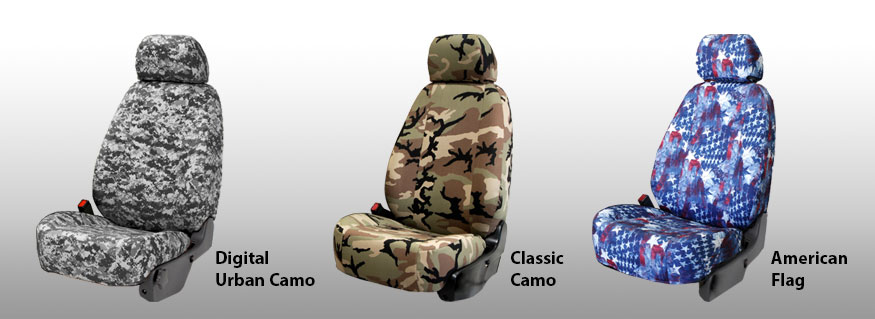 Seat Covers for Ford Mustang