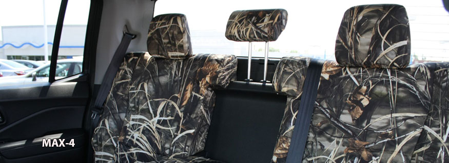 Luxury Line Realtree Camo Seat Covers