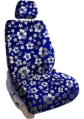 Hawaiian Car Seat Covers >> Hawaiian Seat Covers Floral Seat Covers For A Tropical Look Sale