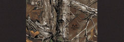 Sof-Touch Black w/ Realtree Xtra Inserts