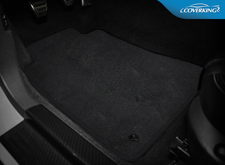 Designer Luxury Plush Floor Mats