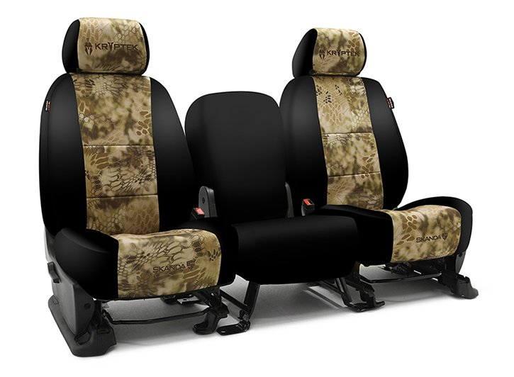 Kryptek Camo Seat Covers Custom Made Highlander