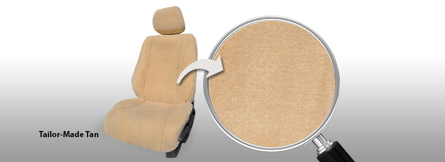 Luxury Fleece Seat Covers