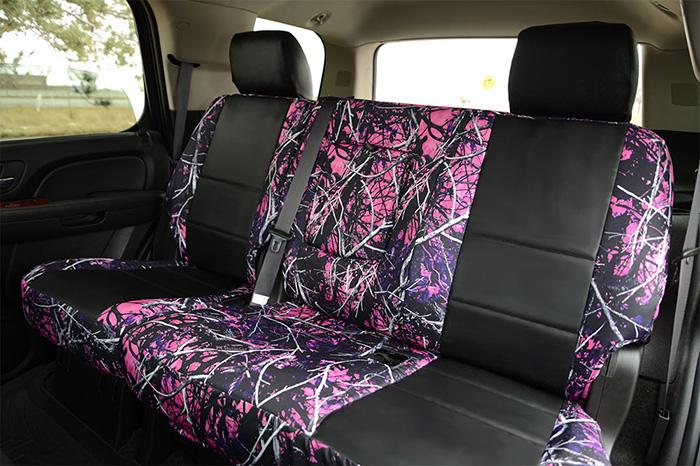 Surprising Muddy Girl Camo Serenity Seat Covers Inzonedesignstudio Interior Chair Design Inzonedesignstudiocom