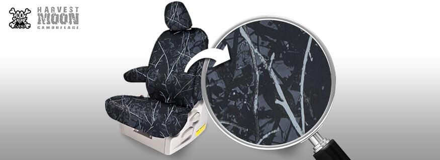 Moonshine Harvest Moon Camo Seat Covers